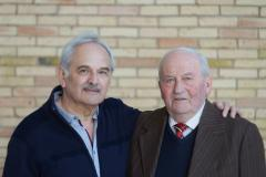 Dr. Böröczky Zoltán és Kiss Elemér